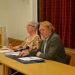 Sekreterare och mötesordförande